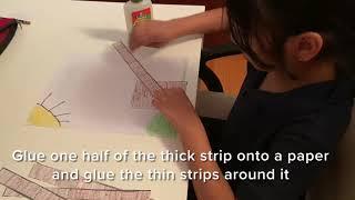 Week 4 Activity - 3D Valentine's Day Paper Tree