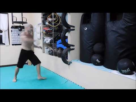 Okinawa Ryuibukan Association.Video tutorial. A way to train kicks