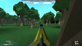 gramy w robloxa erf FPS 2017 OPEN ALPHA