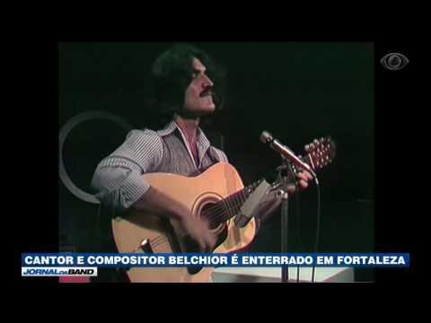Belchior é enterrado em Fortaleza