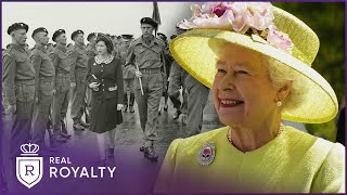 The Queen's Journey Through A Century | A Lifetime of Service | Real Royalty