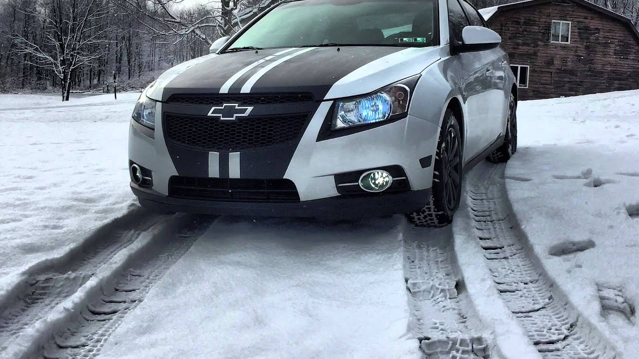 2011 Chevy Cruze 1 4 Turbo Mods Youtube