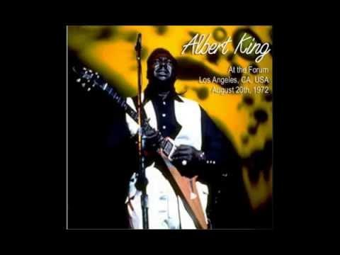 Albert King Live LA Memorial Coliseum 1972 08 20