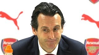 Arsenal 2-3 Crystal Palace - Unai Emery Full Post Match Press Conference - Premier League