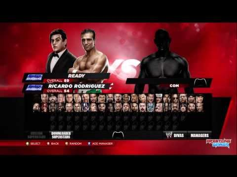 Gareth Bale & Ronaldo vs Messi & Neymar WWE 2K14 from YouTube · Duration:  7 minutes 51 seconds