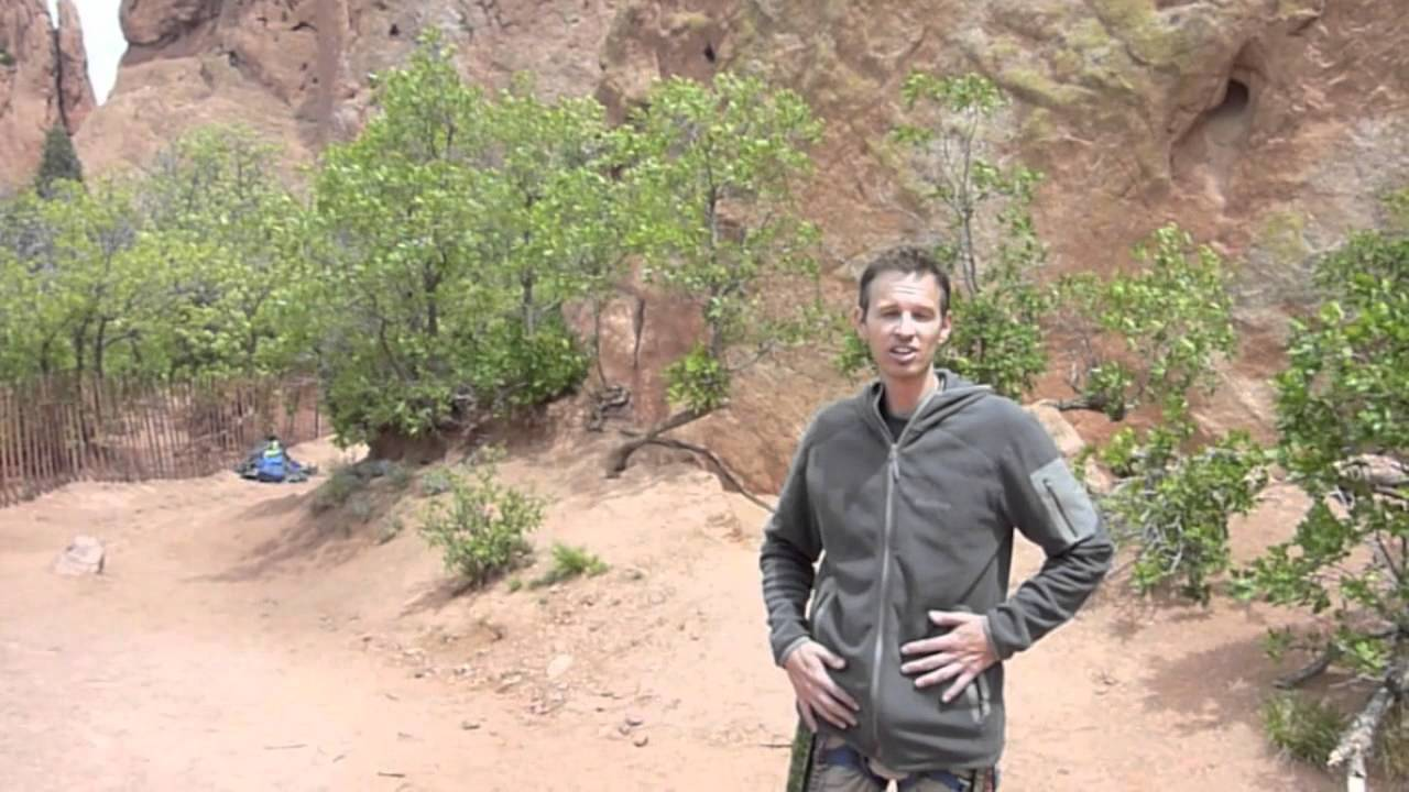 c858d57d8 Marmot Reactor Hoody from the Garden of the Gods  Review  - YouTube