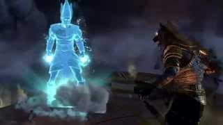 Lara Croft and the Temple of Osiris Lara & Osiris vs Set
