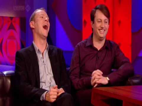 Mitchell and Webb on JR (part 1)