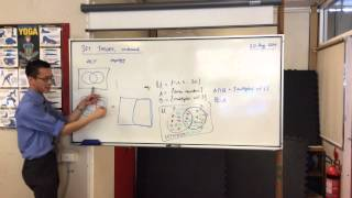 Set Theory Diagrams (2 of 2: Venn & Carroll Diagrams)
