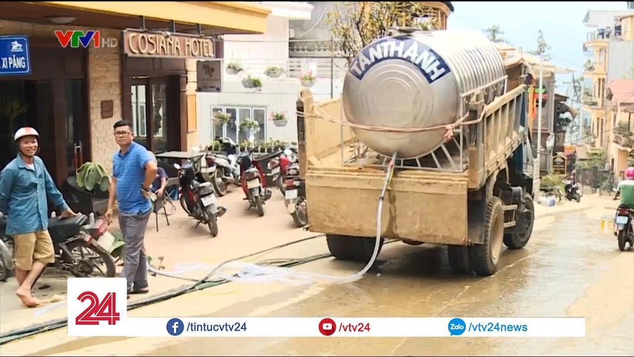 Khu du lịch Sapa cạn kiệt nước sinh hoạt | VTV24