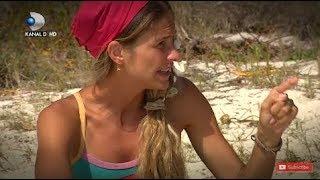 Survivor Romania(09.03.)-GRATIELA SCOATE GHEARELE:
