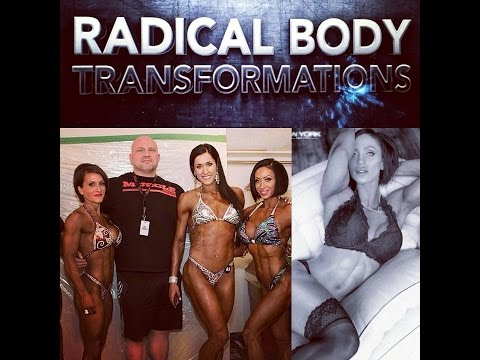 'Radical Body Transformation' EP 4 – 'Mortals to IFBB Pro's' – Ft. Azaria Glaim & Brittany Kanne