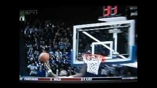 2011 DUNKS OF THE YEAR AWARD BY MERCEDES BENZ - WON BY MEMPHIS' DJ STEPHENS