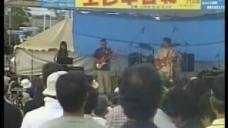 2008.8月福島イワキ大会 水沢ベンチャーズ ノック・ミーアウト.