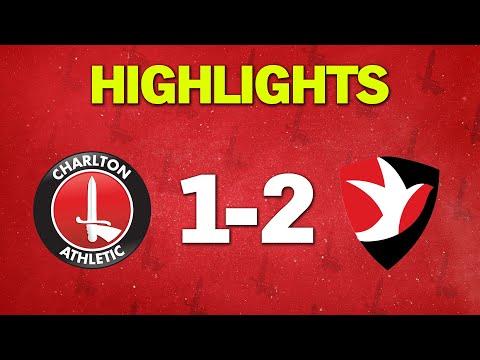 Charlton Cheltenham Goals And Highlights