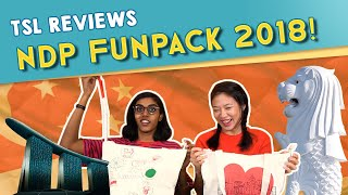 TSL Reviews: NDP FUN PACK 2018 + GIVEAWAY