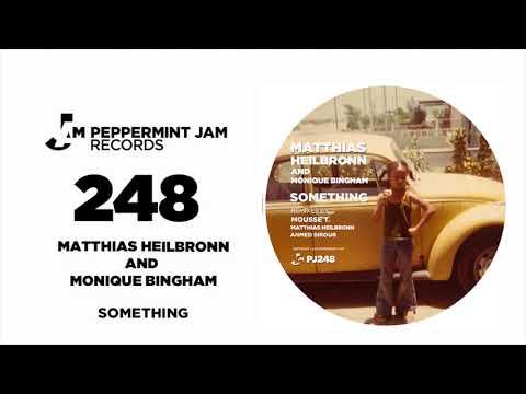 Matthias Heilbronn & Monique Bingham - Something scaricare suoneria
