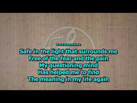Dream Theater - The Spirit Carries On (Karaoke)