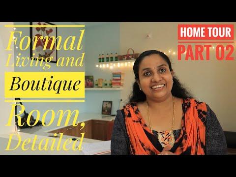 Our Home Tour   Part 02   Malayali Youtuber   Deepa John
