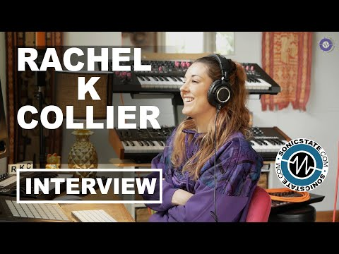 Interview: Rachel K Collier - Artist, Producer, Remixer and Educator