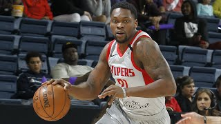 Q&A With Houston Rockets Two-Way Player Michael Frazier II