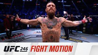 Em câmera lenta, os melhores momentos do UFC 246