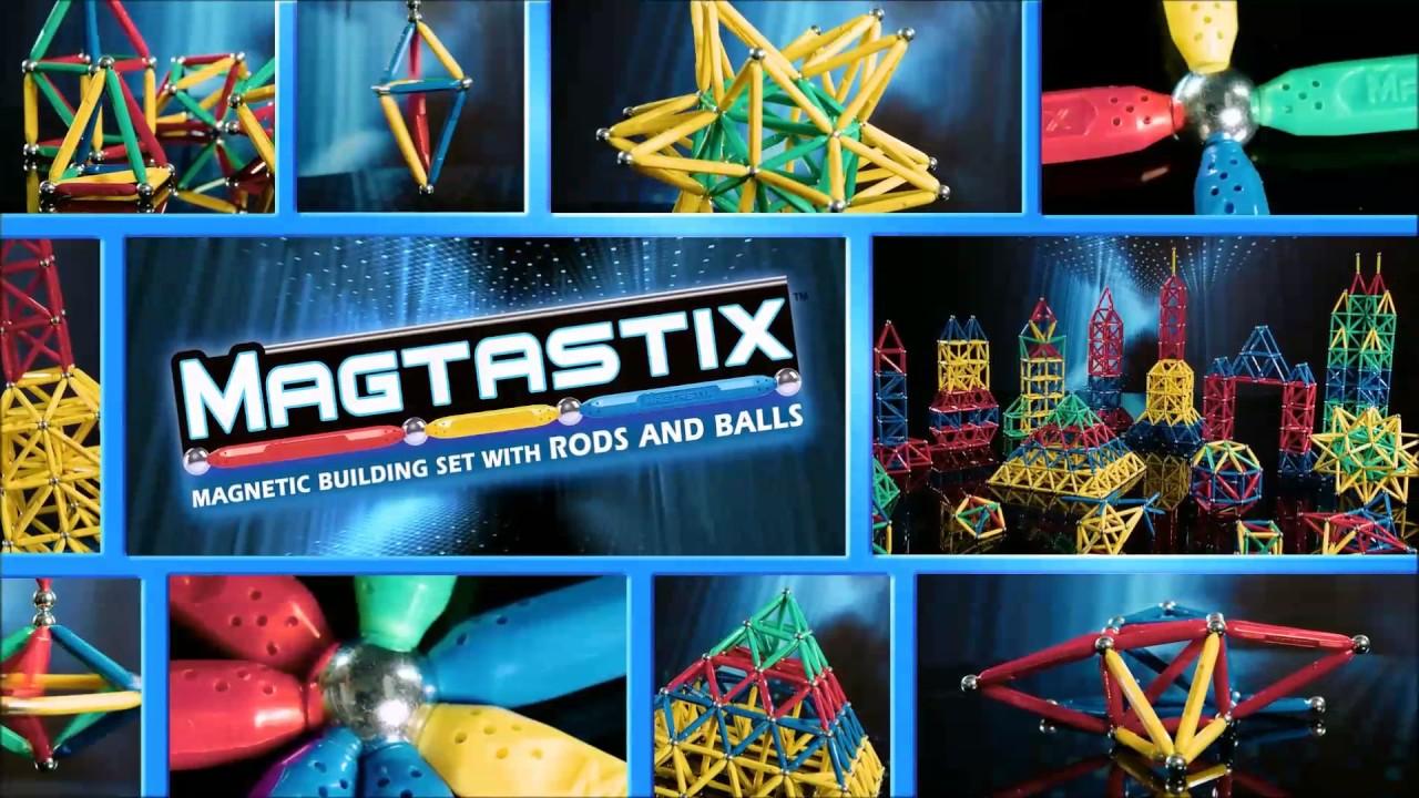 Smyths Toys Magtastix Set