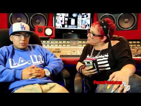 King Lil G - Up Close & Personal - Pocos Pero Locos (August 2013)