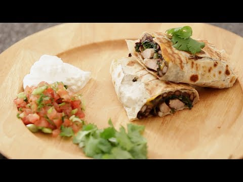 Meal-Sized Pork and Black Bean Burritos | Dollar Meals with Jack Murnighan | Babble