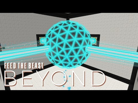 FTB Beyond w/ xB - POWER BALL [E32] (Modded Minecraft)