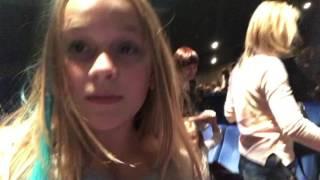 Vlog мы идём на мюзикл Золушка