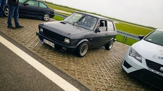 Yugo 1603 - Bud3 TrackDay April 2017 @Navak