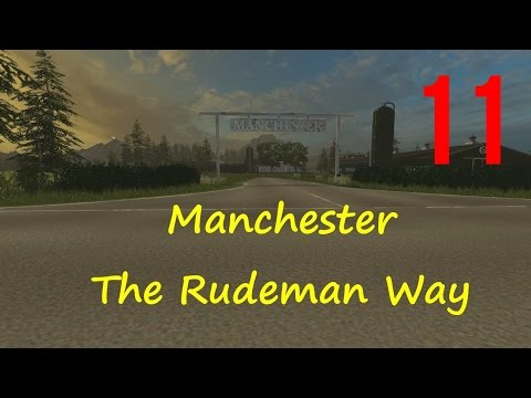 Farming Simulator 2015 Manchester Let's Play Ep 11