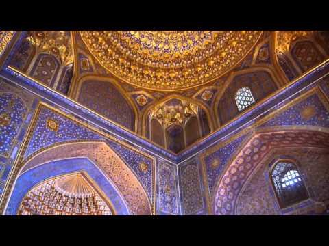 REGISTAN SQUARE, Magnificence  in Samarkand