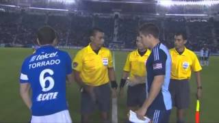Cruz Azul Campeón Concacaf 2014 TODOS GOLES - CELEBRACIÓN