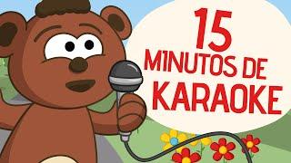 Canciones infantiles | Compilado con letras para cantar | 15 minutos | Toobys