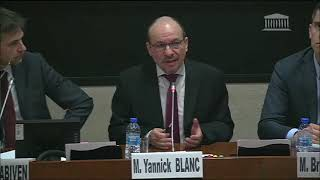 Audition de Yannick Blanc - Président de l'Agence du service civique