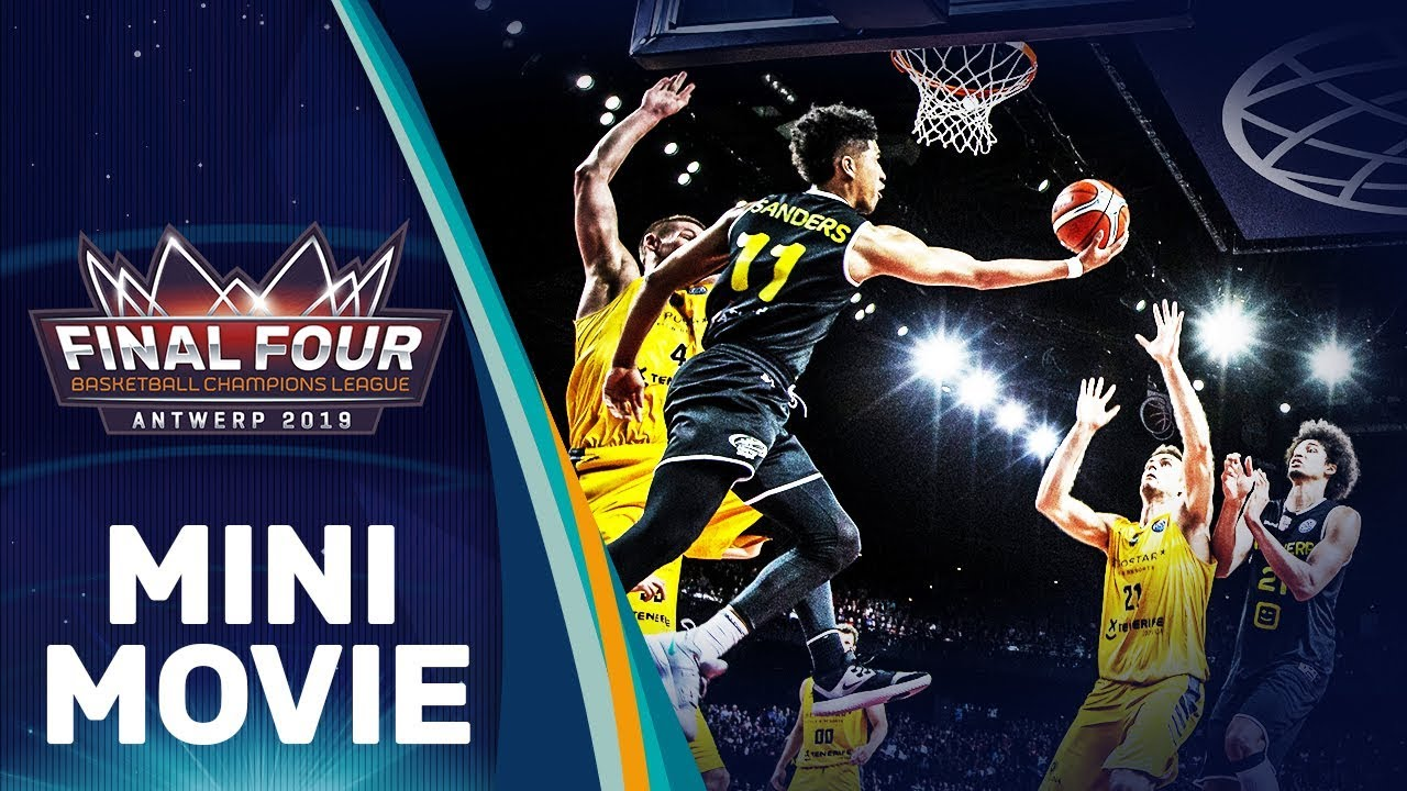 Four Teams - One Champion | Final Four Mini-Movie | Basketball Champions League 2018