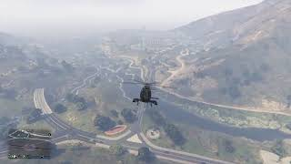 GTA5 God Mode Jet