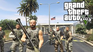 GTA 5 PC, Bodyguard Mod, RPGs vs Military Base and more! GTA V