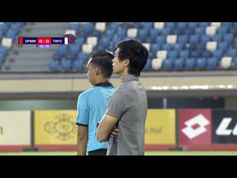 LIVE: Brunei DPMM vs Tampines Rovers - AIA Singapore Premier