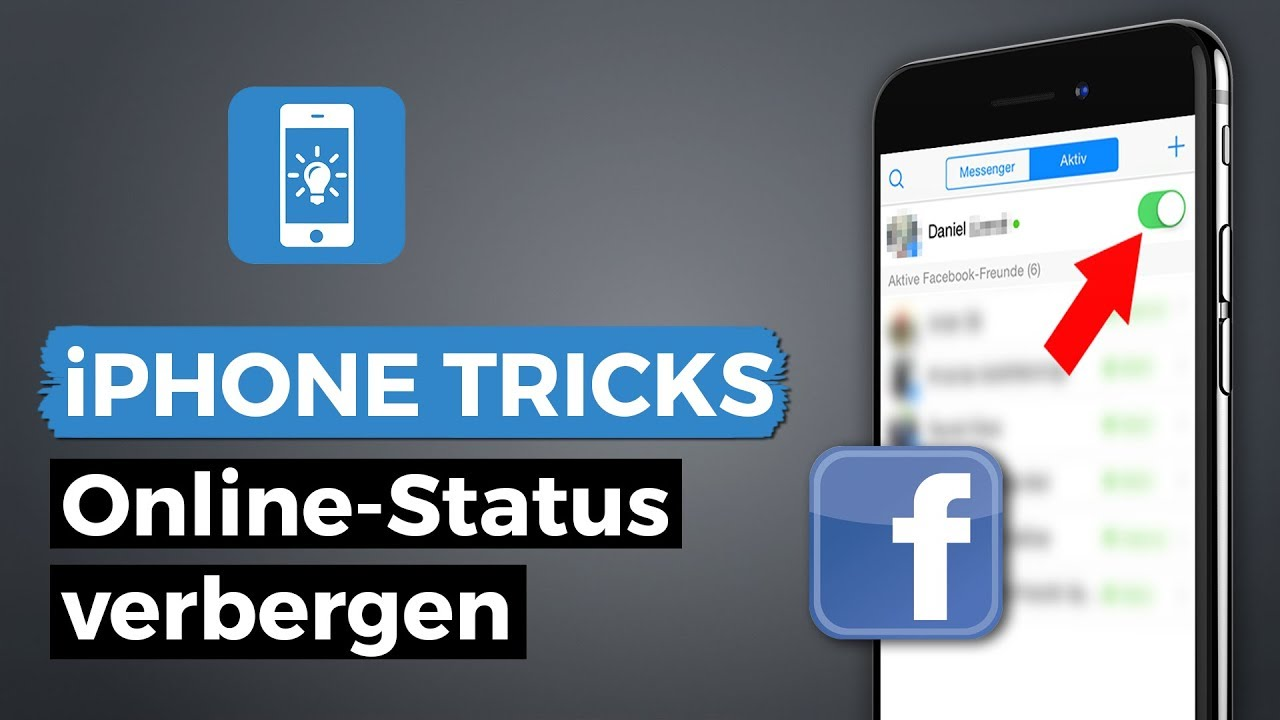 Facebook Zuletzt Online Online Status Verbergen Messenger App Iphone Tricksde