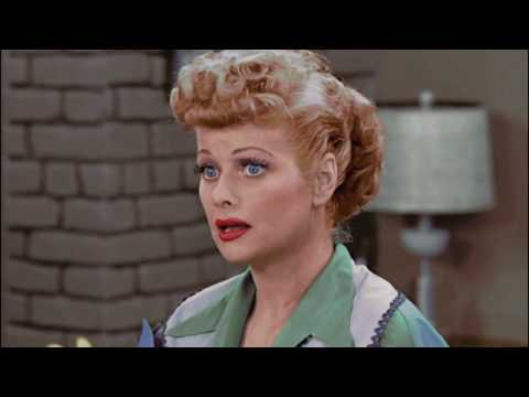 I Love Lucy - Lucy's Scheme (in COLOR) - POP-COLORTURE.com