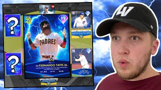 i used a team full of PLAYER OF THE MONTH cards.. MLB The Show 20