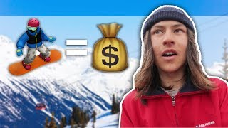 HOW DO I AFFORD TO SNOWBOARD? (My Most Asked Question)