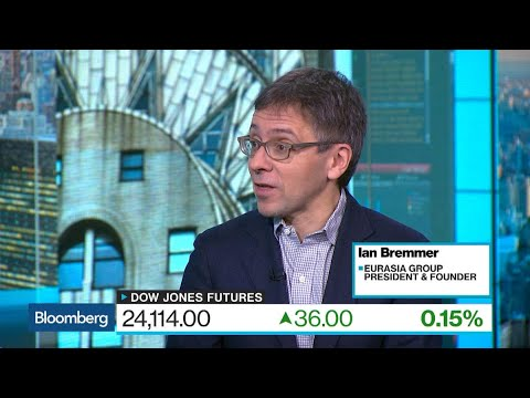 'No One Has Failed More Than Macron,' Says Eurasia Group's Bremmer