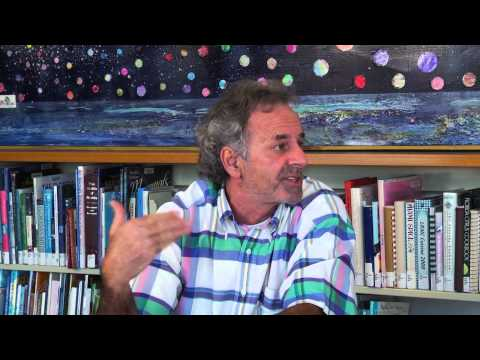 Beyond Books with Kevin Olis, Lake Montessori School Art Teacher