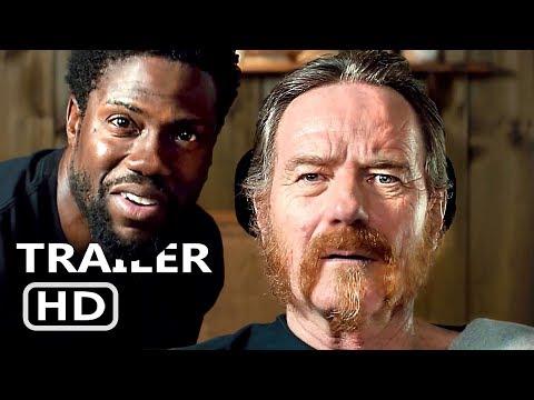 THE UPSIDE Trailer # 2 (NEW 2019) Kevin Hart, Bryan Cranston Movie HD