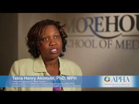 Morehouse School of Medicine Prevention Research Center - A Community-owned Research Agenda