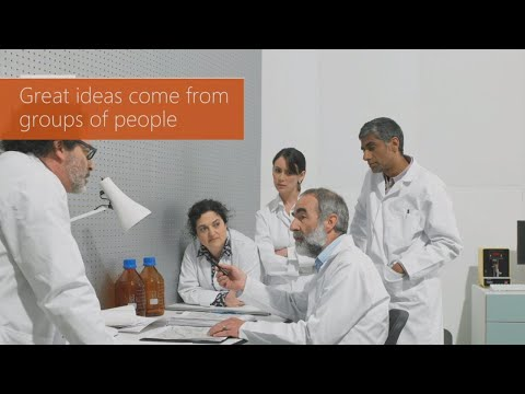 Connecting your company with Yammer: Vision and roadmap, - BRK2103